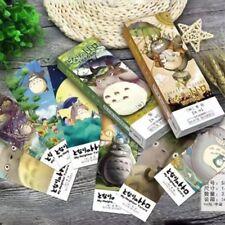 32 Pcs Pack Anime Totoro Paper Lesezeichen Cartoon Schreibwaren Büro Zubehör #97