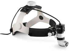 Dental LED Headlight Medical Surgical Headlamp 5W for Gynecology Surgery 55000LX