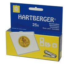 Lindner 8331043 HARTBERGER®-Münzrähmchen-1000er-Packung