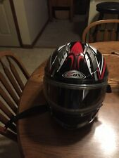 Zox Snowmobile Helmet With Heated Shield