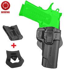 FAB Defense SCORPUS Level 2 Roto Swivel Holster for 1911 style Handguns - 1911SR