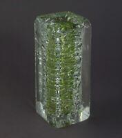 Skrdlovice Vase -  Design Frantisek Vizner,  60er Jahre  (# 10595)
