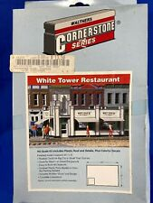 Walthers Cornerstone Series Ho Scale White Tower Restaurant