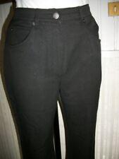 PANTALON droit noir habillé WEEK END by MAX MARA petit 38 ou 34/36  n38