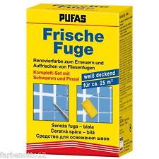 Decotric/Pufas Frische Fuge Weiß 250ml