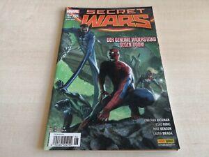 Secret Wars 6 von 9 Mai 2016 Marvel/Panini Comics