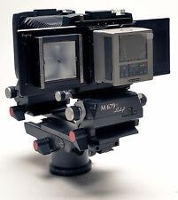 Adaptador movibles para Hasselblad V espalda digital para Linhof M679 recién llegada