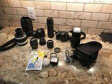 New ListingNikon Dslr Cameras, Lenses, Bag and Acccesories