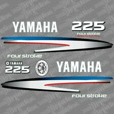 Yamaha 225 four stroke outboard (2002-2006) decal aufkleber addesivo sticker set