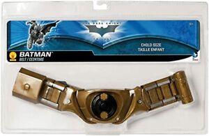 Costume Co Batman: The Dark Knight Rises: Batman Utility Belt, Child Size (Gold)