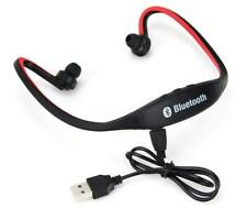 BLUETOOTH 4.1 HEADPHONES SPORT neckband stereo earphones headset rechargeable