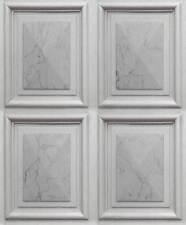Marble Wood Panel Effect Wallpaper Luxury Grey Paste The Wall Vinyl Erismann