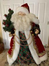 New ListingSanta Claus Christmas Tree Topper/ Holiday Decor