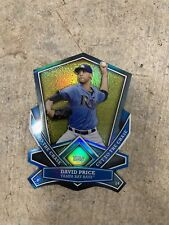 2013 Topps David Price Cut To The Chase Chrome Die Cut Insert Tampa Bay Rays