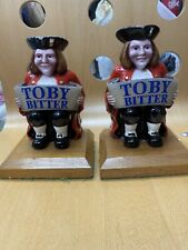 2 Used Toby Bitter Bar Pump Heads