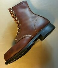 RARE! RED WING Heritage Steel Toe Boots 1970's? Vintage 2302 6.5A Narrow