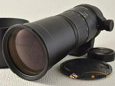 SIGMA AF 170-500mm F5-6.3 APO for MINOLTA [EXCELLENT] from Japan (9531)