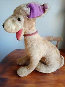 Vintage Merrythought Tramp-1960s Merrythought Dog