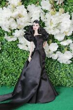 Gown Outfit Dress new   for  Fashion royalty , nuface barbie silkstone  by t.d.