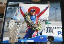 Takuma Sato 2017 Indy 500 Champion SIGNED 8x10 Photo COA Autographed Racing