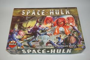 Warhammer 40k Space Hulk Boxed Set 1991 Boxed & Complete