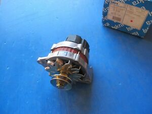 Alternator Iskra For: Renault:R9 C, TC, GTC, GTS, Faiaupgauge, TL, Gtl And Tle