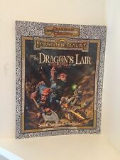 Into the Dragon's Lair (Dungeons & Dragons: Forgotten Realms Adventure) RPG