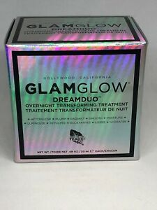 Glamglow Dreamduo Overnight Transforming Treatment 0.68 oz SEALED