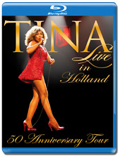 Tina Turner  50 Anniversary Tour – Live in Holland Blu-ray