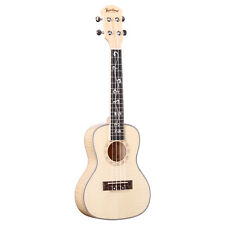 Muzikkon Heartland Concert Ukulele Flamed Maple