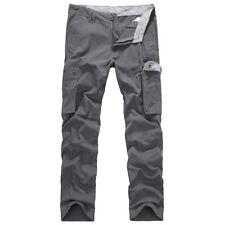 FOX JEANS Men's Chapman Casual Regular Fit Cargo Work Pants Trousers SIZE 32