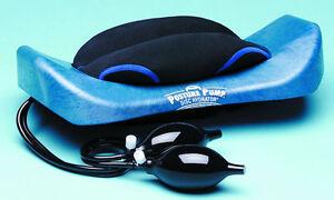 Posture Pump Elliptical Back Rocker Pain Relief Lumbar Traction Disc Hydrator