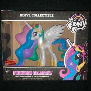 My Little Pony Funko Vinyl Princess Celestia Hot Topic Exclusive