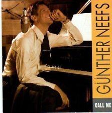 (BE54) Gunther Neefs, Call Me - 2002 CD