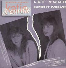 e.V.O.E. Feat. Katie & Carole - Let Your Spirit Move - 1991 New Music - NMX 650