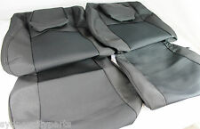 TOYOTA COROLLA SEAT COVERS FRONT SEDAN ZRE172 ASCENT SX FROM DEC 2013> GENUINE