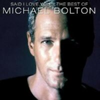 "MICHAEL BOLTON ""MICHAEL BOLTON-BEST OF"" CD NEUWARE"