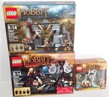 LOT Lord of the Rings LEGO ✰ #79011 #79001 #79000 Guldur Mirkwood Riddles New