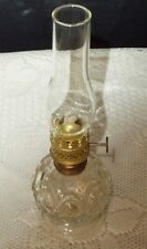 Adams Palace (Moon and Star) 1880's Mini Oil Lamp - FREE SHIPPING W/BIN - GTC