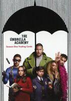 The Umbrella Academy season 1 trading cards promo card number P1