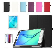 "UK Smart Leather Stand Case Cover For Samsung Galaxy Tab A 10.1"" SM-T580/T585"