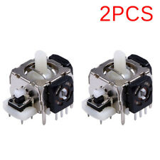 2PCS Replacement 3D Joystick Analog Stick For Xbox 360 Wireless Controller PR