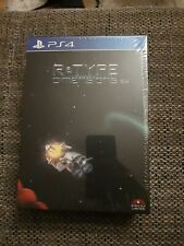 R-Type Dimensions ex Limited Edition! PlayStation 4! Strictly Limited Games! nuevo