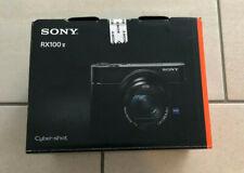 Sony DSC-RX100 VA Digitale Kompaktkamera - Schwarz