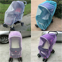 Baby Kid Summer Carriage Stroller Full Insect Cover Anti Mosquito Bed Net Finest