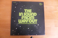 JEAN JACQUES PERREY & GERSHON KINGSLEY-THE IN SOUND FROM WAY OUT-VANGUARD RECORD