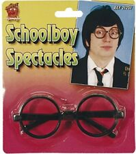 Redondo negro Niño de escuela gafas Without lentes Smiffys Harry Potter disfraz