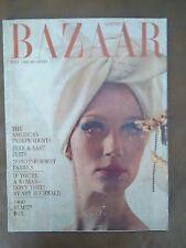 Vintage Harper's Bazaar July 1960 Melvin Sokorsky cover