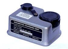 Ex-Mod Dosimeter Charging Unit radiation pen charger reader British Army P1548