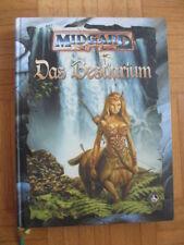 Midgard Das Bestiarium (Grundregeln; Hardcover; 2003) 4. Edition Fantasy Rollens